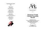 Kennesaw Youth Clarinet Ensemble Recital