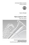Senior Recital: Kyle Loughman, tuba