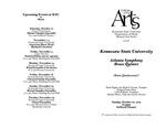 Atlanta Symphony Brass Quintet: Brass Quintessence