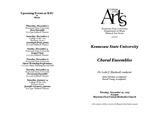 Choral Ensembles