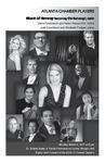 "Atlanta Chamber Players, ""Music of Norway"" by Efe Baltacigil, David Coucheron, Helen Hwaya Kim, Julie Coucheron, and Elizabeth Pridgen"