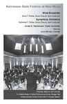 KSFNM: Wind Ensemble and Symphony Orchestra