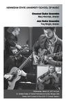 Classical Guitar Ensemble and Jazz Guitar Ensemble