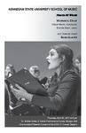Women's Choir presents