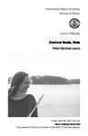 Junior Recital: Corinne Veale, flute