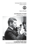 Senior Recital: Jon Klausman, trumpet