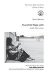 Senior Recital: Susan Irais Reyes, violin