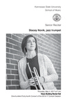 Senior Recital: Stacey Novik, jazz trumpet