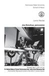 Junior Recital: Joe Donohue, percussion