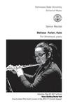 Senior Recital: Melissa Rolón, flute