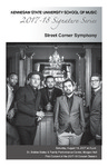 Street Corner Symphony by Jeremy Lister, Jonathan Lister, Kurt Zimmerman, Kaleb Jones, and Armand Hutton