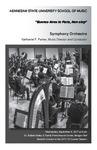 "Symphony Orchestra, ""Buenos Aires to Paris, Non-stop"""