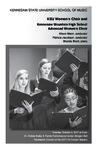 KSU Women's Choir and Kennesaw Mountain High School Advanced Women's Choir