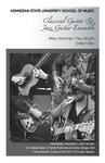 Classical Guitar & Jazz Guitar Ensemble