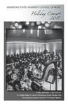 KSU Holiday Concert 2017 by Judith Cole, Sherri N. Barrett, Jeremiah Robinson, and Lucas Gray