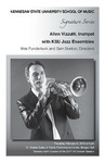 Allen Vizzutti, trumpet with KSU Jazz Ensembles