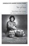 Year of India: Tabla Master Zakir Hussain with Rakesh Chaurasia, Bansuri