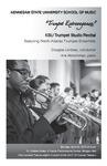 """Trumpet Extravaganza,"" KSU Trumpet Studio Recital featuring North-Atlanta Trumpet Ensemble"