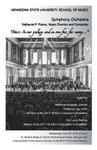 "KSU Symphony Orchestra, ""Stars: In our galaxy and in one far, far away..."""