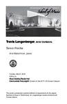 Senior Recital: Travis Longenberger, tenor trombone