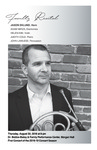 Faculty Recital: Jason Eklund, horn,