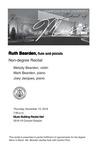 Non-degree Recital: Ruth Bearden, flute and piccolo