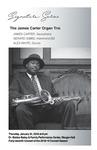 The James Carter Organ Trio by James Carter, Gerard Gibbs, and Alex White