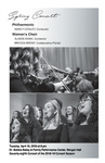 Philharmonic and Women's Choir Spring Concert