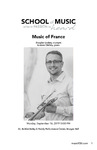 Music of France - Doug Lindsey by Douglas Lindsey and Kristine Olefsky