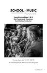 KSU Jazz Ensembles I & II by Sam Skelton and Wes Funderburk