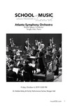 Atlanta Symphony Orchestra by Robert Spano and Tengku Irfan