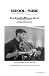Brass Ensembles Showcase Concert