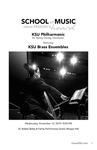 KSU Philharmonic and Brass Ensembles