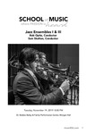Jazz Ensembles I & III by Rob Opitz and Sam Skelton