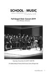 KSU Gospel Choir by Oral Moses