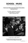 Kennesaw State University Choral Ensembles Spring Concert