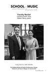 Faculty Recital: Christina Smith, flute and Robert Henry, piano