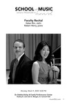 Faculty Recital: Helen Kim, violin and Robert Henry, piano