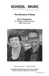 """The Romance of Song"": Duo Trompiano by Douglas Lindsey and Judith Cole"