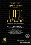 Lift Every Voice: Celebrating Black History Month by Twanda Black, John Lawless, Sam Skelton, Leslie J. Blackwell, and Oral Moses