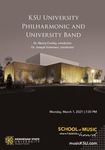 Philharmonic & University Band by Nancy Conley and Joseph Scheivert
