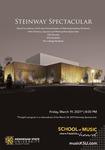 2021 Steinway Spectacular