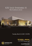 Jazz II Ensemble by Wes Funderburk