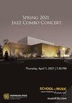 Jazz Combo Concert by Justin Chesarek, Tyrone Jackson, Marc Miller, Luke Weathington, and Trey Wright
