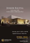Junior Recital: Scott Lozier