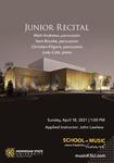 Junior Recital: Matt Andrews