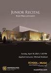Junior Recital: Bryan Mayo