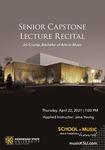 Senior Capstone Lecture Recital: Joi Crump