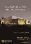 KSU Gospel Choir Spring Concert