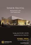 Senior Recital: Michael Parrish